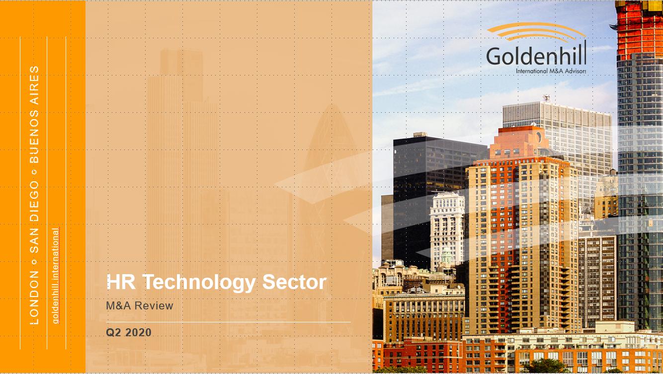 Q2 HRTech Report Cover Page